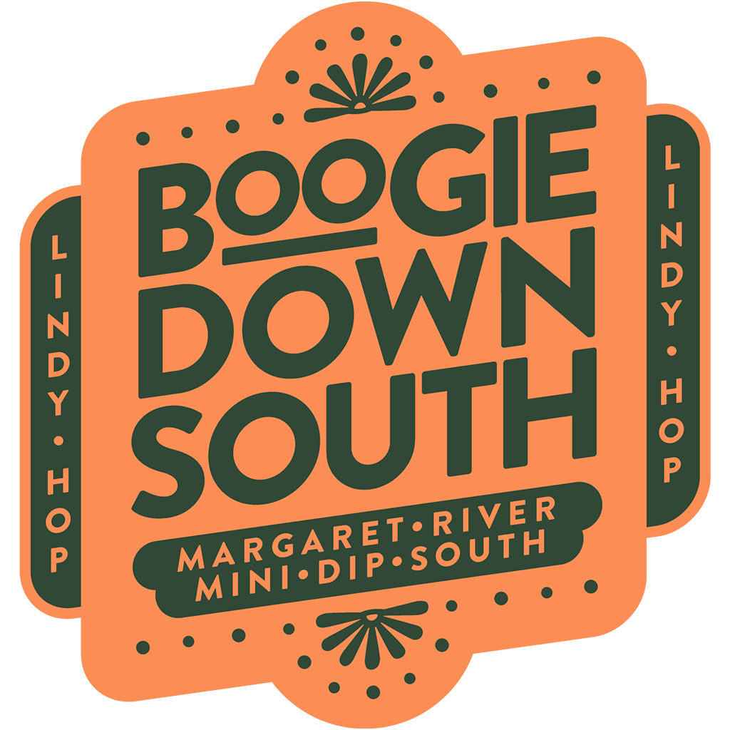 Boogie Down South 2020 Logo